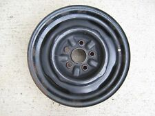 "Original 1960's Ford Passenger Car Steel Wheel 15"" x 5"" 1961 1962 1963 1964 1965"