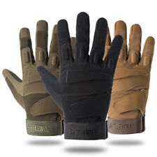 Wear Safety Protective Gloves Work Outdoor Construction Security Builder Gear