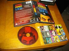 Rowan Atkinson Live (DVD, 2007)