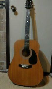 Vintage Burswood Esteban 6-String Acoustic Guitar