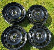 4x Stahlfelgen   6x16 ET50 5x112  Audi A3 VW Golf Touran Skoda Octavia Seat Leon
