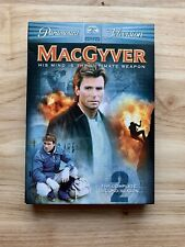 MacGyver - The Complete Second Season Two 2 (Dvd, 2005, 6-Disc Set)