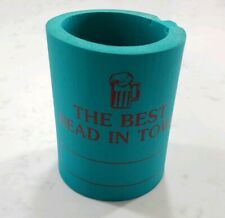 Best Head in Town Beer Cozy Berkeley Koozie South Carolina Man Cave Decor