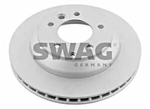 Brake Disc Rear Axle x2 pcs Fits AUDI PORSCHE Cayenne VW Touareg 7L6615601J