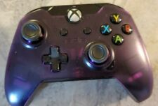 PDP Xbox One Wired Controller - Royal Purple - Working but control sticks warped