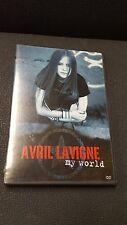 Avril Lavigne - My World (DVD - Video 2003) Bonus CD