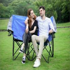 Ozark Trail Two Person Conversation Outdoor Camping Chair,Love Seat