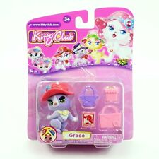 Grace Kitty Club 2016 Whatnot Toys Single Figurine & Accessories Pack