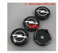 4pcs 60mm OPEL logo car emblem Wheel Center Hub Cap B 60mm OPEL cap