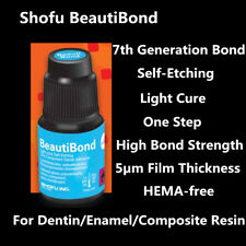 1Pc Shofu BeautiBond Dental Composite Resin Bonding Agent Light Cure Adhesive