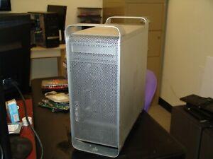 PowerMac G5 A1177 PowerPC 2.3GHz 2GB RAM 250GB HD MAC OS X 10.5.8 820-1628-A