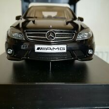 Autoart 1/18 Mercedes C63amg Black