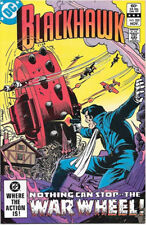 Blackhawk Comic Book #252 DC Comics 1982 NEAR MINT