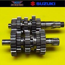 1998 Suzuki RM250 Transmission Gear Box Counter Drive Shaft 96-00 24120-37E00