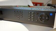 Samsung SVR-960C 9 x Channel CCTV Recorder DVR 1TB-8TB Installed Manual remote