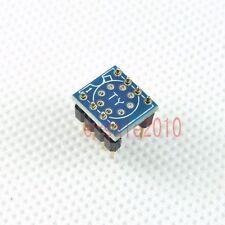 2pcs TO99 to DIP8 PCB Converter+pins Opamp OPA627BM OPA111 OPA128JM OPA627AM P04