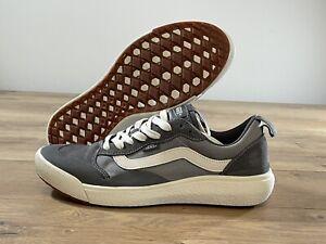 Vans UltraRange EXO SE Skate Shoes Pewter/Drizzle MN SZ 9 ( VN0A4UWM51P )