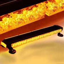 "26.5"" LED Light Bar Emergency Beacon Warn Tow Truck Response Strobe Amber"