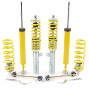 Hardness & Height Adjustable Coilover Kit BMW 3 Series E46 (1999-2006)  FK