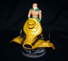 Acrylic display stand for Cobra Serpentor air chariot GI Joe vintage 25th