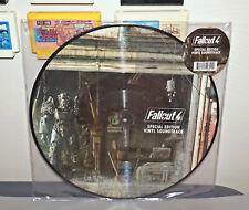 Fallout 4 Gamestop Exclusive Vinyl Record! 1 2 3 76 NV