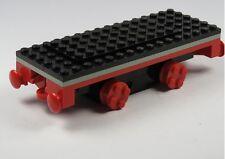 LEGO 4 VOLTIOS Motor Tren , TREN ,LOCOMOTORA , TREN , negro, incl. zugplatte
