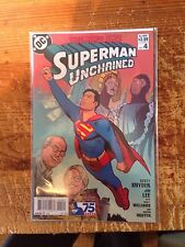 Superman Unchained #4 1:25 Chris Sprouse Variant
