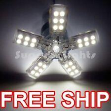 ~2 3157 WHITE 41-SMD TAIL SPIDERLITE LED CAR LIGHT BULB