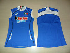Fw13 Fipav Italy Xl Shirt Competition Women'S Volleyball Jersey