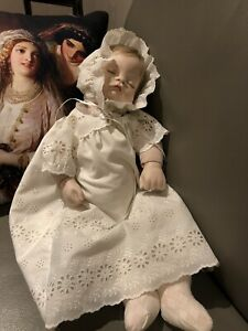 SUGAR BRITCHES  Girl DOLL BOOTS TINER DESIGN REPRODUCTION 1986