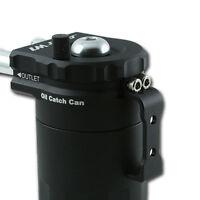 Öl Auffangbehälter Filter! Oil Catch Tank Ölsammler Ölsammelbehälter Ölbehälter