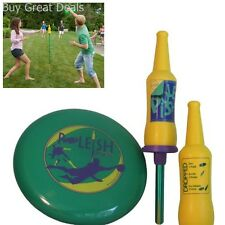 Beer Pong Frisbee Game Indoor/Outdoor Family Party, Tailgating, Beach Fun