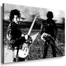 Bruce Springsteen Leinwand Bild, Bilder, Kunstdrucke, Leinwandbilder kein Poster