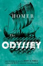 Homer's The Odyssey by Barry B. Powell (2014, Hardcover) VERY GOOD ANCIENT GREEK