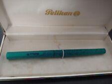 pelikan vintage fountain pen + box penna stilografica fondo di magazzino