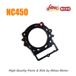 75 NC450 Parts Sprocket Cylinder head gasket ZONGSHEN Engine NC ZS194MQ