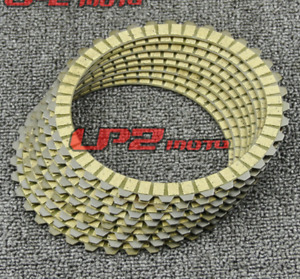 Clutch Friction Plates Discs Fits Harley-Davidson Iron 883 XL883N 2009-2015