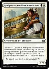 MTG Magic AER FOIL - Countless Gears Renegade/Renégate aux machines, French/VF