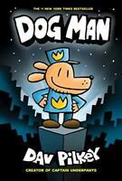 Dog Man by Dav Pilkey Hardback NEW Book