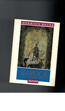 Hermann Bauer - Barock: Kunst einer Epoche - 1992