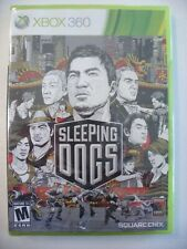 NEW SEALED Sleeping Dogs (Microsoft Xbox 360, 2012)