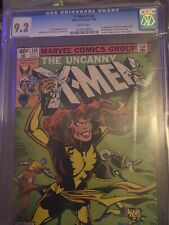 UNCANNY X-MEN #135 CGC 9.2 WHITE PAGES   1ST APPEARANCE OF SENATOR ROBERT KELLY
