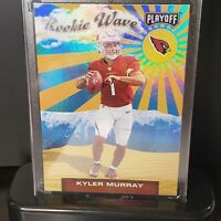 2019 Panini Playoff Kyler Murray Rookie Wave Prizm RC ROY Cardinals