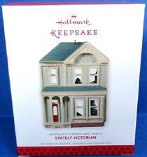 2013 Stately Victorian House Hallmark Retired Series Ornament