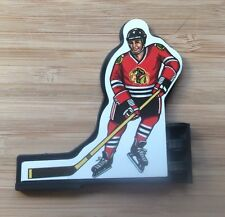 Vintage Coleco Table Hockey Player- Chicago Black Hawks ALL TEAMS AVAILABLE