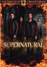 Supernatural: The Complete Twelfth Season (DVD,2017)