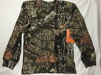 Mossy Oak Men Camo T-shirt - Long Sleeve - Field & Stream Hunting - You Pick NWT