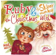 personalised childrens Christmas books , personalised kids books by Mike Molloy