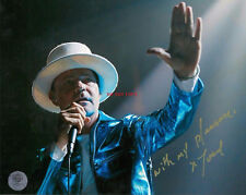 Gord Downie Autographed Signed RARE The Tragically Hip 8x10 Photo Reprint