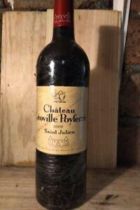 Exceptionnel : chateau Leoville Poyferre 2009 98 parker